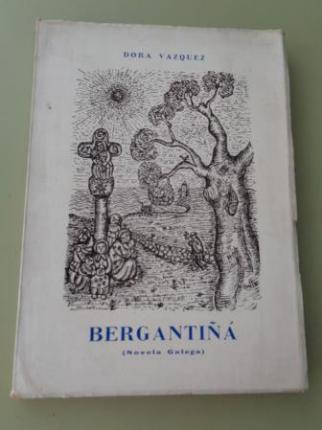 Bergantiñá (Novela galega) - Ver os detalles do produto