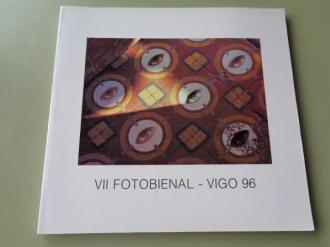 VII Fotobienal - Vigo 96. Catálogo exposición - Ver os detalles do produto