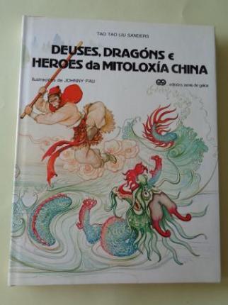 Deuses, dragóns e heroes da mitoloxía china - Ver os detalles do produto
