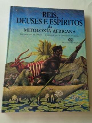 Reis, deuses e espíritos da mitoloxía africana - Ver os detalles do produto