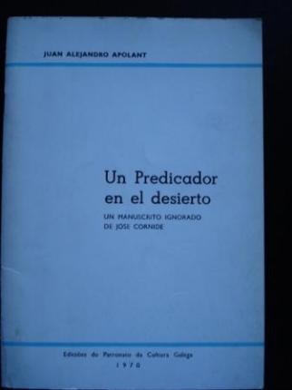 Un Predicador en el desierto - Ver os detalles do produto