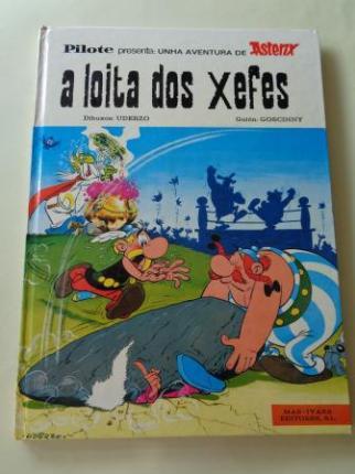 A loita dos xefes. Unha aventura de Asterix - Ver os detalles do produto