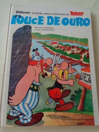 Asterix e a fouce de ouro. Unha aventura de Asterix - Ver os detalles do produto