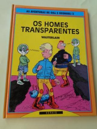 Os homes transparentes. As aventuras de Gill e Georges, nº 3 - Ver os detalles do produto