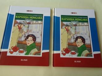 Rapsodia húngara. 2 tomos. Las aventuras de Max Fridman  - Ver os detalles do produto