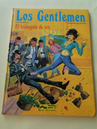 Los Gentlemen. El triángulo de oro - Ver os detalles do produto