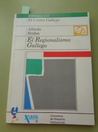 El Regionalismo Gallego - Ver os detalles do produto