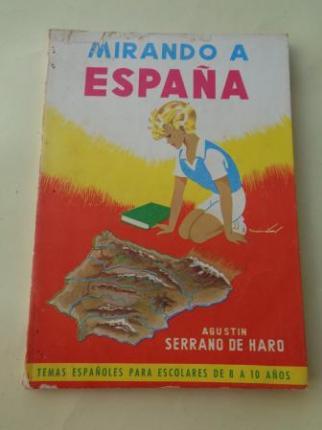 Mirando a España. Temas españoles para escolares de 8 a 10 años - Ver os detalles do produto