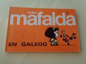 Mafalda en galego, nº 2 - Ver os detalles do produto