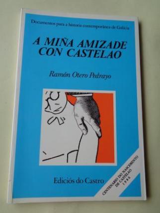 A miña amizade con Castelao (Conferencia, Sada, 1971) - Ver os detalles do produto