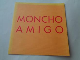 MONCHO AMIGO. Despregable de 88 x 22 cm - Ver os detalles do produto