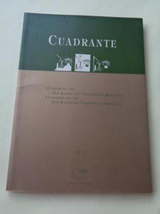 CUADRANTE. Revista de Estudios Valleinclanianos e Históricos. Nº 1 - Ver os detalles do produto