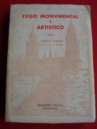 Lugo monumental y artístico - Ver os detalles do produto