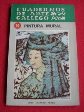 Pintura mural. Cuadernos de Arte Gallego, nº 10 - Ver os detalles do produto