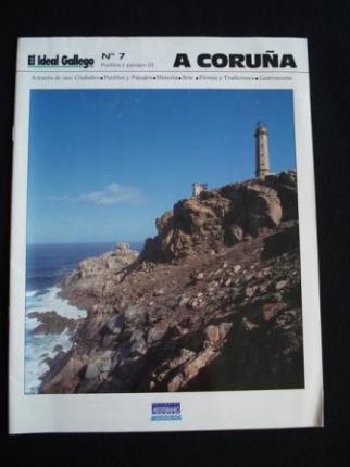 A Coruña. El Ideal Gallego. Pueblos y Paisajes III, nº 7 - Ver os detalles do produto
