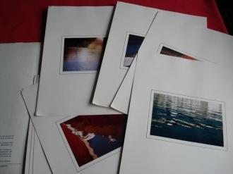 SULAGOS. Carpeta de fotografías de Manuel Sendón e Víctor Vaqueiro, asinada polos autores. - Ver os detalles do produto