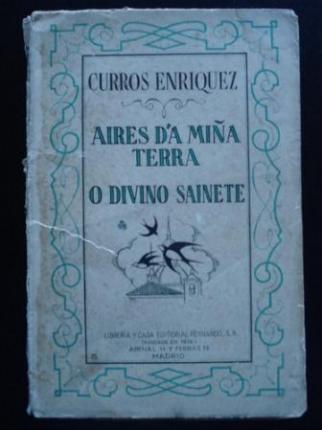 Aires d´a miña terra / O divino sainete - Ver os detalles do produto