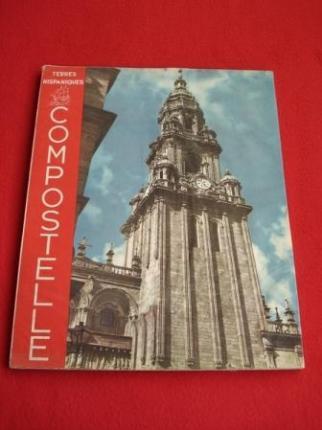 Compostelle, la Ville de Saint Jacques (Colección Terres Hispaniques) Texto en francés - Ver os detalles do produto