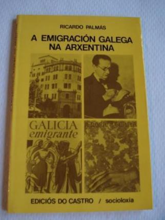 A emigración galega na Arxentina - Ver os detalles do produto