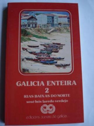 Galicia enteira 2. Rías Baixas do norte - Ver os detalles do produto