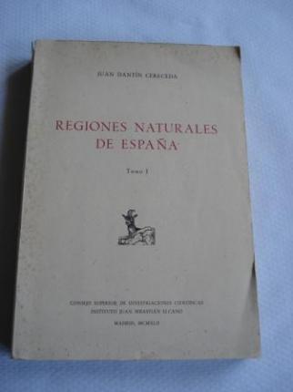 Regiones naturales de España. Tomo I. Galicia. Región Astruleonesa - Ver os detalles do produto