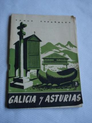 Temas españoles Nº 59. Galicia y Asturias - Ver os detalles do produto