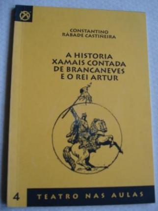 A historia xamais contada de Brancaneves e o Rei Artur - Ver os detalles do produto