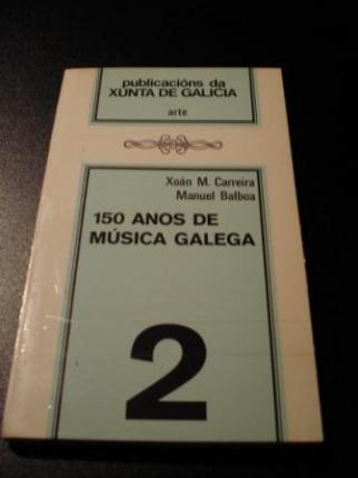 150 anos de música galega - Ver os detalles do produto