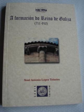 A formación do Reino de Galiza (711-910) - Ver os detalles do produto