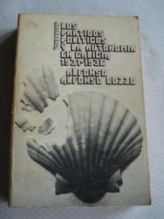 Los partidos políticos y la Autonomía en Galicia 1931-1936 - Ver os detalles do produto