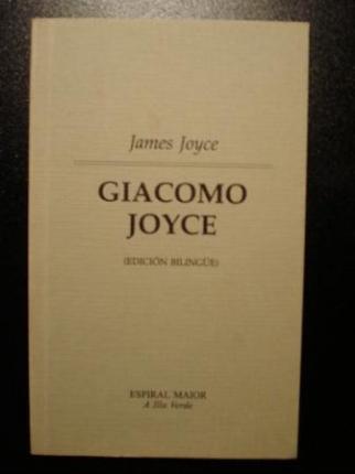 Giacomo Joyce - Ver os detalles do produto