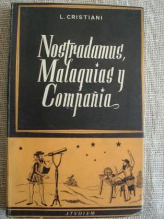 Nostradamus, Malaquías y compañía - Ver os detalles do produto