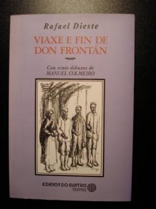 Viaxe e fin de Don Frontán - Ver os detalles do produto