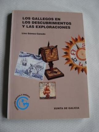 Los gallegos en los descubrimientos y las exploraciones - Ver os detalles do produto