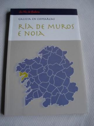 Galicia en comarcas. Ría de Muros e Noia - Ver os detalles do produto