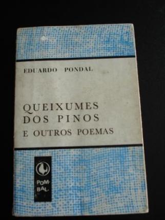 Queixumes dos pinos e outros poemas - Ver os detalles do produto