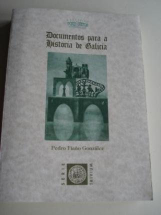 Documentos para a Historia de Galicia - Ver os detalles do produto