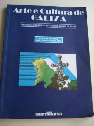 Arte e Cultura de Galiza. Proxecto experimental de Ciencias Sociais de Galiza - Ver os detalles do produto