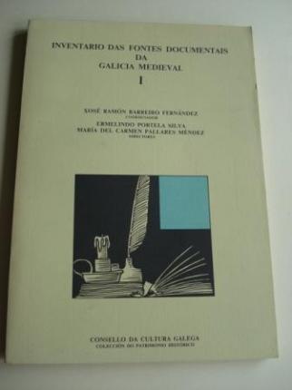 Inventario das fontes documentais da Galicia medieval - Ver os detalles do produto