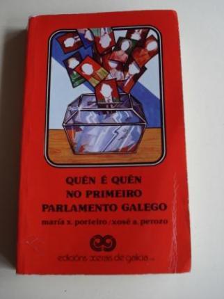 Quén é quén no primeiro Parlamento Galego - Ver os detalles do produto
