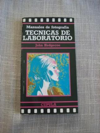Manuales de fotografía. Técnicas de laboratorio - Ver os detalles do produto