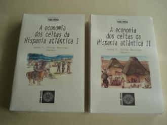 A economía dos celtas da Hispania atlántica. 2 tomos I - Ver os detalles do produto