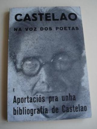 Castelao na voz dos poetas e Aportacións pra unha bibliografía de Castelao - Ver os detalles do produto