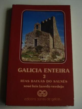 Galicia enteira. Volume 3. Rías Baixas do Salnés. Primeira edición (1981) - Ver os detalles do produto