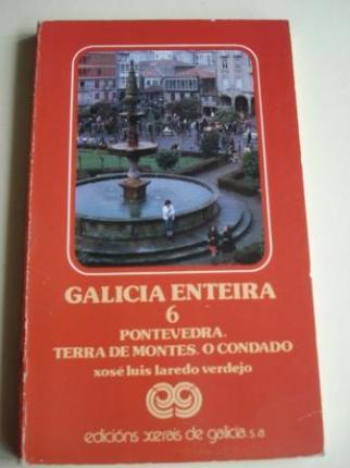 Galicia enteira. Volume 6. Pontevedra. Terra de Montes. O Condado. Primeira edición (1983) - Ver os detalles do produto