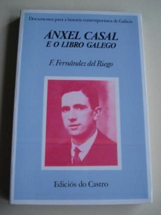 Ánxel Casal e o libro galego - Ver os detalles do produto