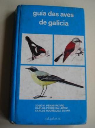 Guía das aves de Galicia - Ver os detalles do produto