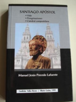 Santiago Apóstol. Vida. Peregrinaciones. Catedral compostelana - Ver os detalles do produto