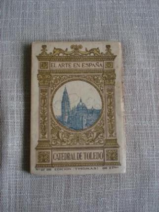 El Arte en España. Catedral de Toledo - Ver os detalles do produto