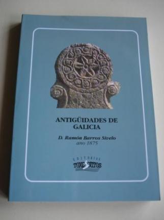 Antigüidades de Galicia (1875) - Ver os detalles do produto